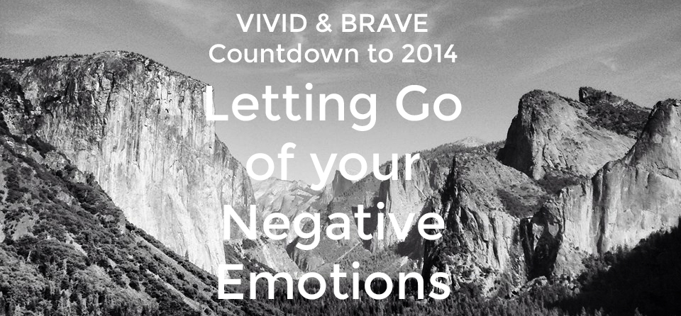 Journal Prompts - Letting Go of Your Negative Emotions