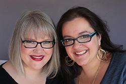 Christine & Stephanie of Vivid & Brave