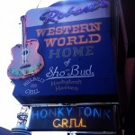 Robert's Western World - Honky Tonk in Nashville, Tennessee