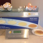 Pancake Machine at the Holiday Inn Express in Brentwood, Tennessee