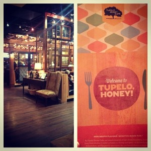 Tupelo Honey in Asheville, North Carolina