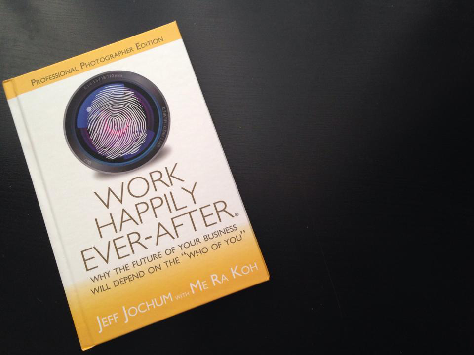 Work Happily Ever-After, Jeff Jochum & Me Ra Koh