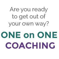 One on One Coaching - Seats are Limited