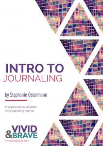 Intro to Journaling - Free E-Book