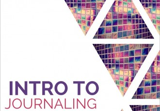 Intro to Journaling - Free E-Book!