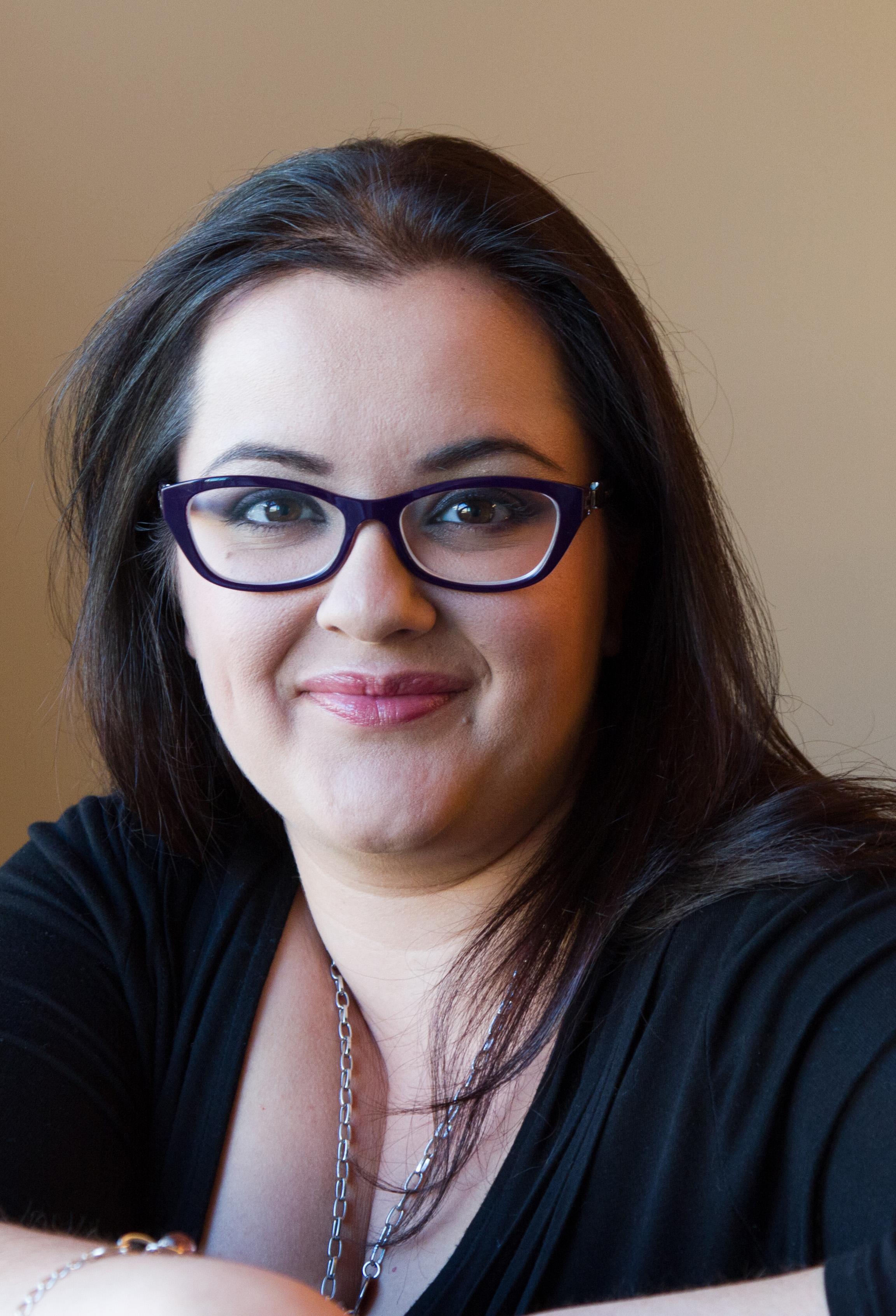 Stephanie Ostermann of Vivid & Brave