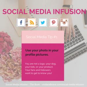 Social Media Infusion Tips