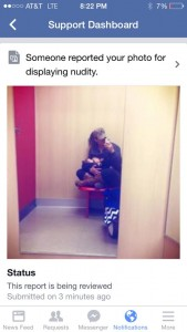 01-30 - Krista Verito Breastfeeding NUDITY
