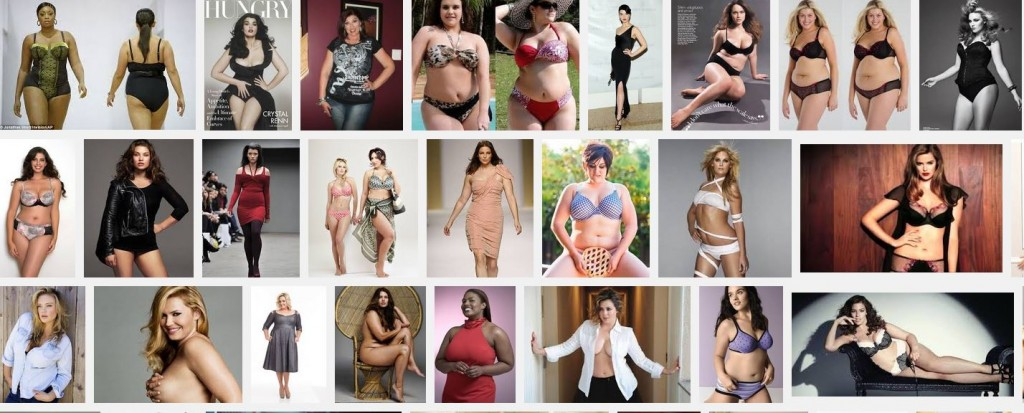 "The Problem with ""Plus-sized"" Models"