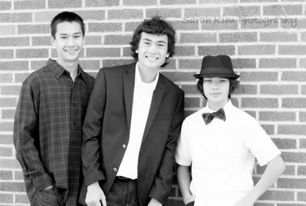 Teenage Boys