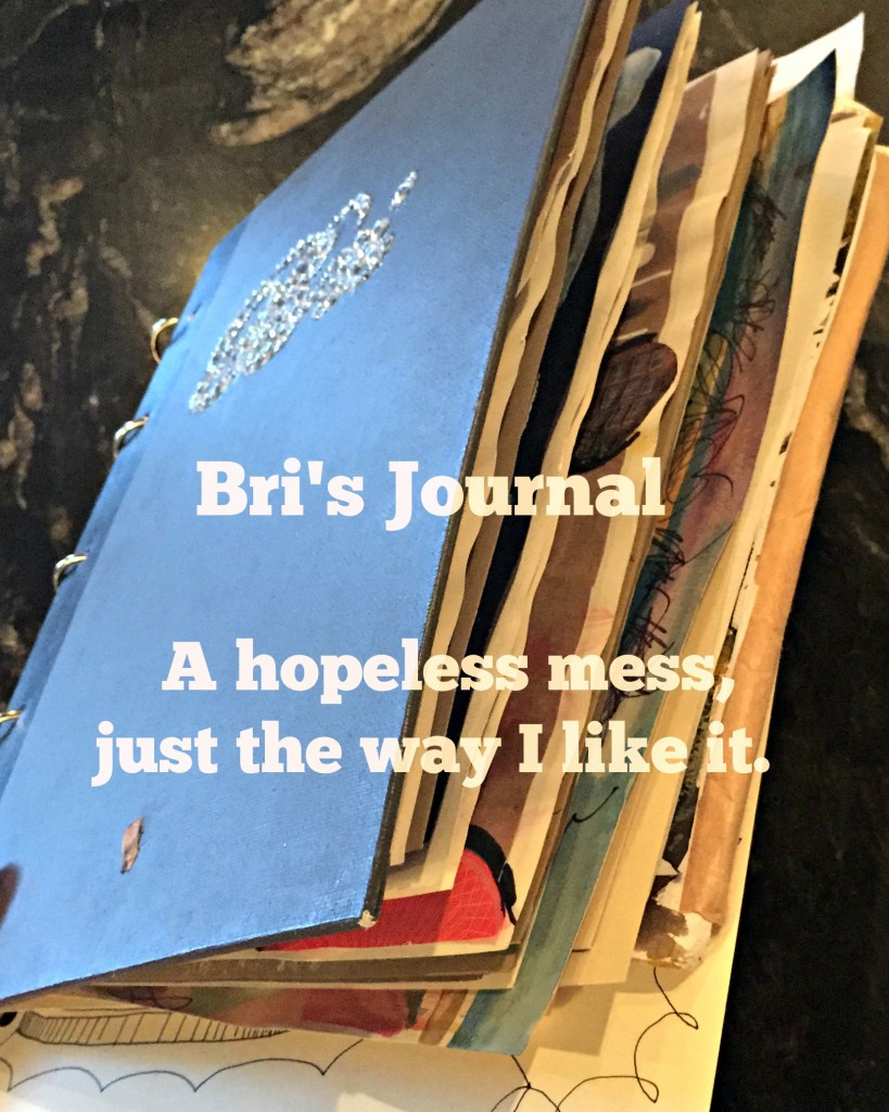 The Quest For Artistic Perfection in Creative Journaling by Bri Ketler