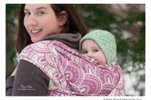 Getting My Arms Back – Tips on Babywearing
