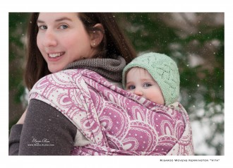 Getting My Arms Back - Baby wearing