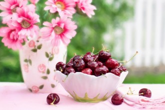 Life is like a bowl full of cherries