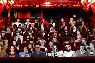 5 Reasons Why You Should Go to the Movies Alone at http://vividandbrave.com