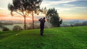 Life lessons from playing golf