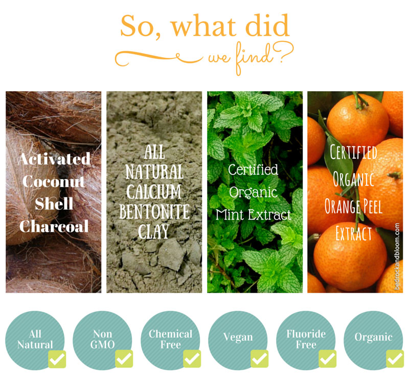 The Ingredients in Smart Ash from Bedrock & Bloom