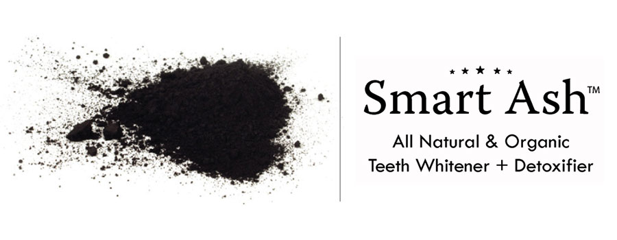 Smart Ash Tooth Powder