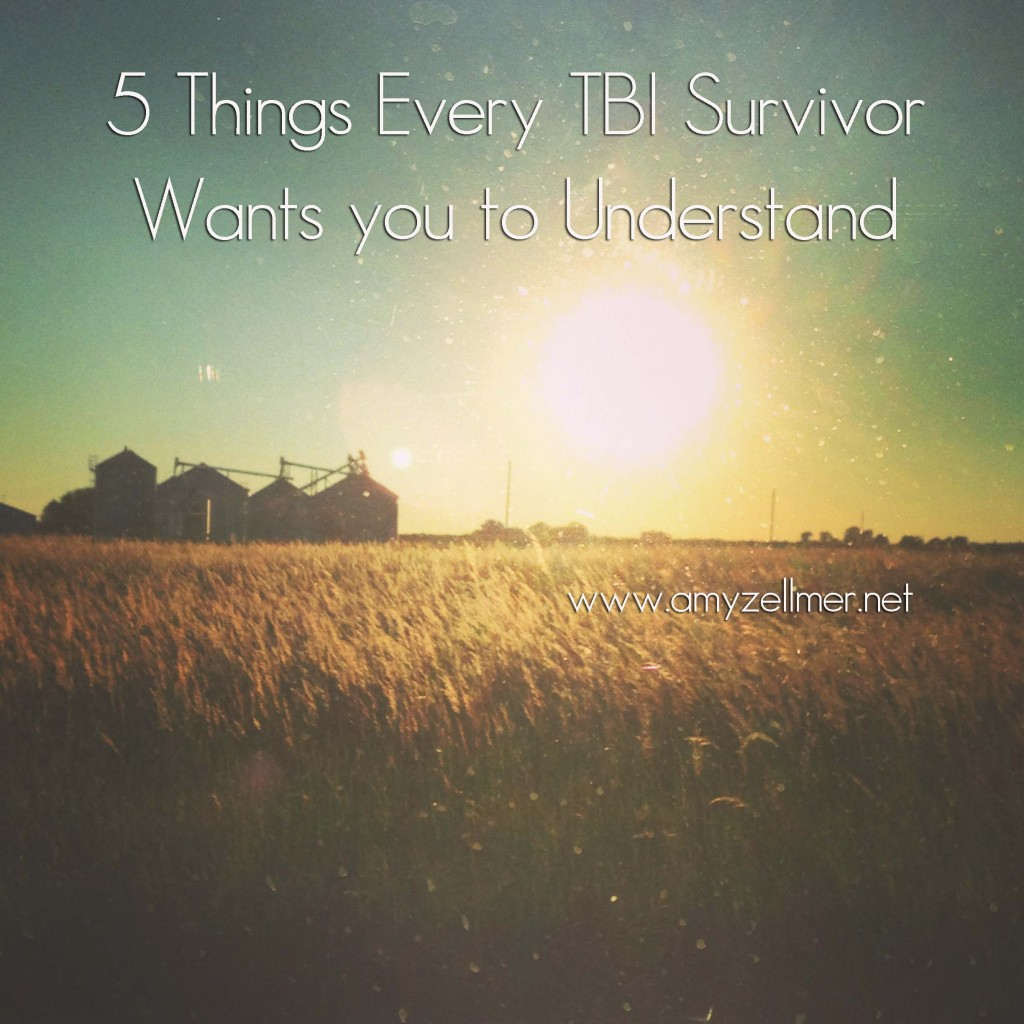5 Things Every TBI Survivor Wants You to Understand
