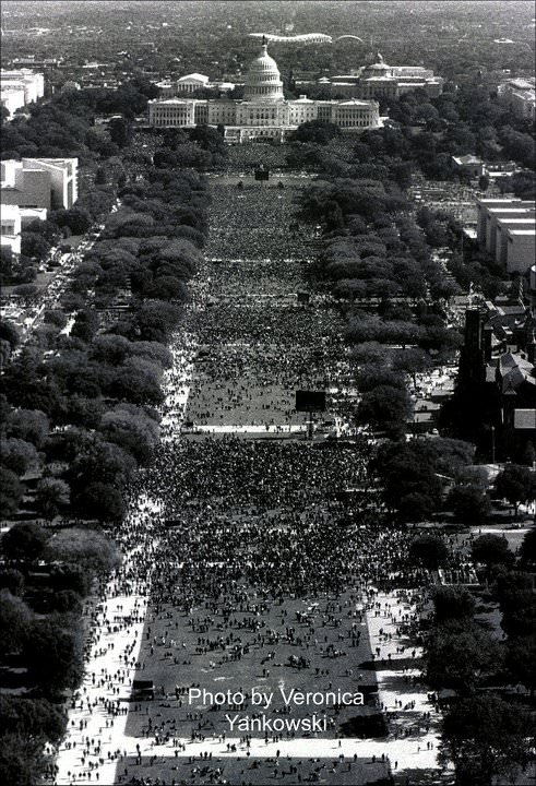 The Million Man March, A Reflection 20 Years Later