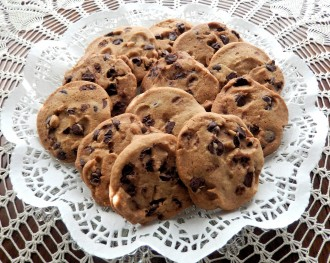Chocolate Chip Cookies and CNN – How to Cope With Tragic World Events